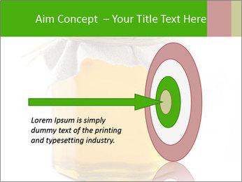 Cute Honey Jar PowerPoint Template - Slide 83