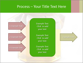 Cute Honey Jar PowerPoint Template - Slide 85