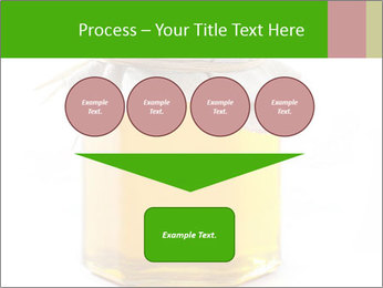 Cute Honey Jar PowerPoint Templates - Slide 93