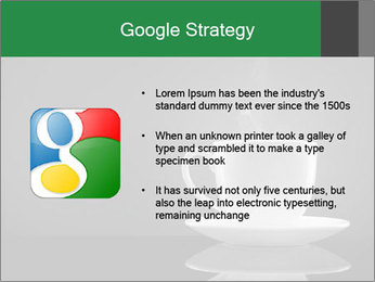 White Coffee Cup PowerPoint Templates - Slide 10