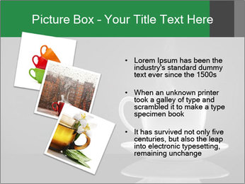 White Coffee Cup PowerPoint Templates - Slide 17
