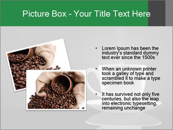 White Coffee Cup PowerPoint Templates - Slide 20