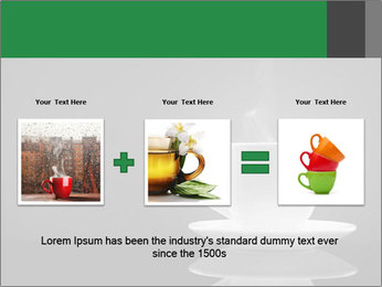 White Coffee Cup PowerPoint Templates - Slide 22