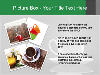 White Coffee Cup PowerPoint Templates - Slide 23