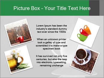 White Coffee Cup PowerPoint Templates - Slide 24