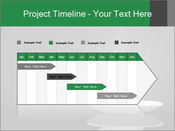 White Coffee Cup PowerPoint Templates - Slide 25