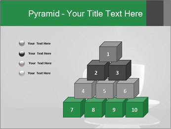 White Coffee Cup PowerPoint Templates - Slide 31