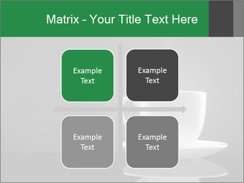 White Coffee Cup PowerPoint Templates - Slide 37