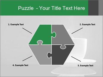 White Coffee Cup PowerPoint Templates - Slide 40