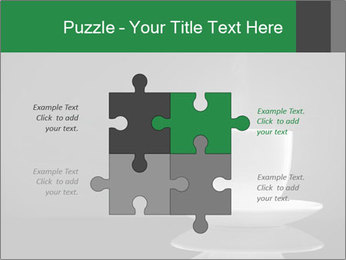 White Coffee Cup PowerPoint Templates - Slide 43