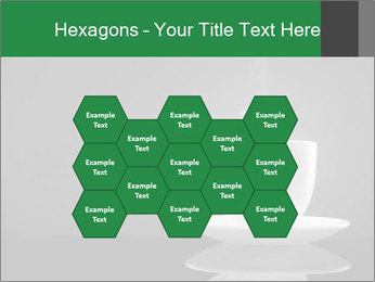 White Coffee Cup PowerPoint Templates - Slide 44