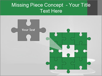 White Coffee Cup PowerPoint Templates - Slide 45