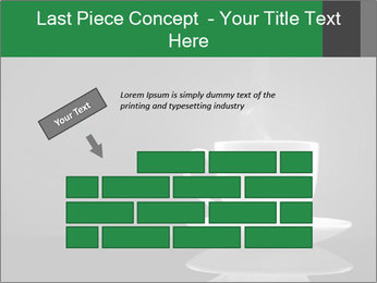 White Coffee Cup PowerPoint Templates - Slide 46
