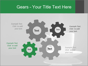 White Coffee Cup PowerPoint Templates - Slide 47