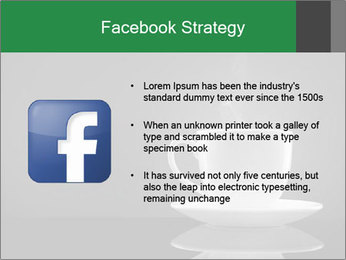 White Coffee Cup PowerPoint Templates - Slide 6