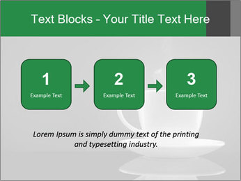 White Coffee Cup PowerPoint Templates - Slide 71