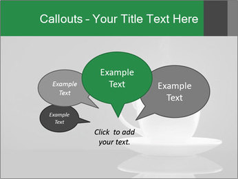 White Coffee Cup PowerPoint Templates - Slide 73