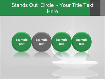 White Coffee Cup PowerPoint Templates - Slide 76