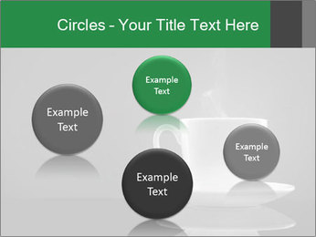 White Coffee Cup PowerPoint Templates - Slide 77