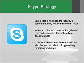 White Coffee Cup PowerPoint Templates - Slide 8