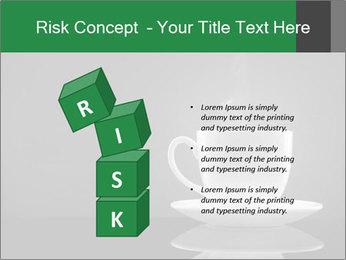 White Coffee Cup PowerPoint Templates - Slide 81
