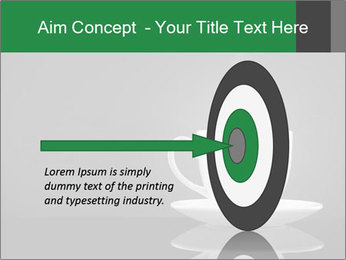 White Coffee Cup PowerPoint Templates - Slide 83