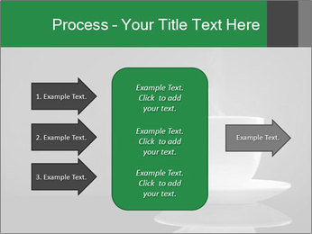 White Coffee Cup PowerPoint Templates - Slide 85