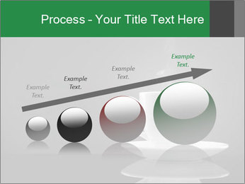 White Coffee Cup PowerPoint Templates - Slide 87