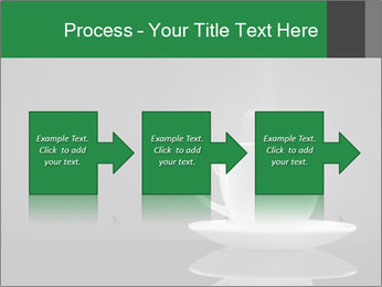 White Coffee Cup PowerPoint Templates - Slide 88