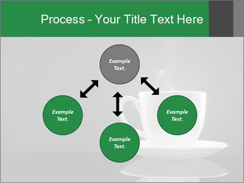 White Coffee Cup PowerPoint Templates - Slide 91
