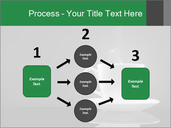 White Coffee Cup PowerPoint Templates - Slide 92