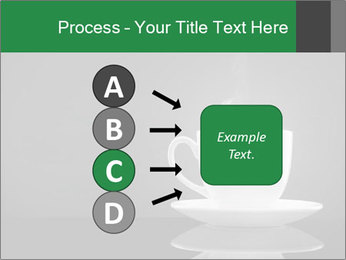 White Coffee Cup PowerPoint Templates - Slide 94