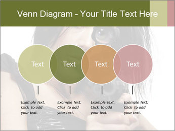 Woman Sniper PowerPoint Templates - Slide 32