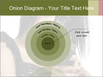 Woman Sniper PowerPoint Templates - Slide 61
