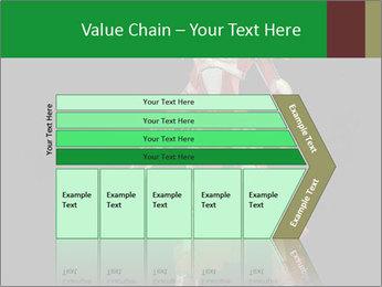 Big Red Robot PowerPoint Template - Slide 27