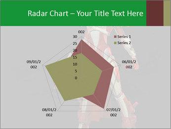 Big Red Robot PowerPoint Template - Slide 51