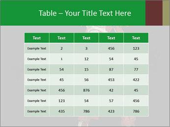 Big Red Robot PowerPoint Template - Slide 55