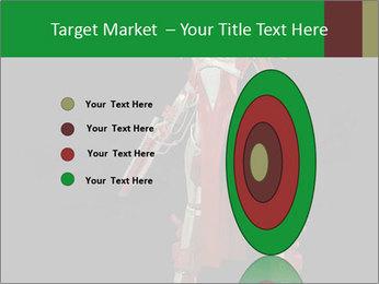Big Red Robot PowerPoint Template - Slide 84
