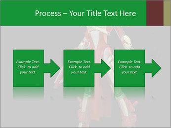 Big Red Robot PowerPoint Template - Slide 88