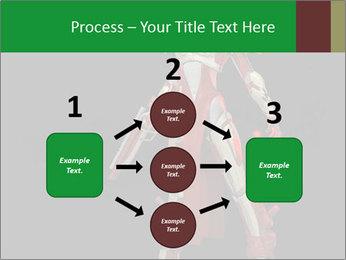 Big Red Robot PowerPoint Template - Slide 92