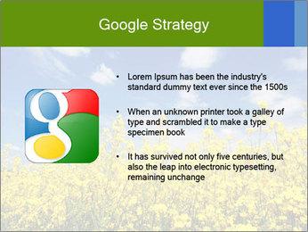 Ukrainian Field Landscape PowerPoint Template - Slide 10