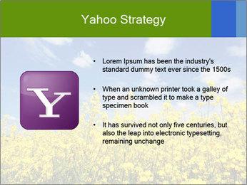 Ukrainian Field Landscape PowerPoint Template - Slide 11