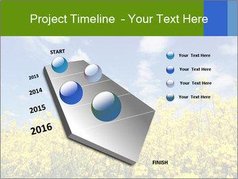 Ukrainian Field Landscape PowerPoint Template - Slide 26