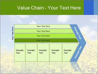 Ukrainian Field Landscape PowerPoint Template - Slide 27