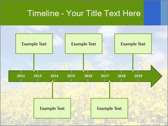 Ukrainian Field Landscape PowerPoint Template - Slide 28