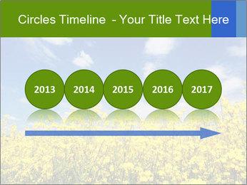 Ukrainian Field Landscape PowerPoint Template - Slide 29