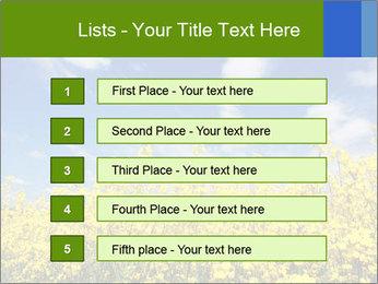 Ukrainian Field Landscape PowerPoint Templates - Slide 3