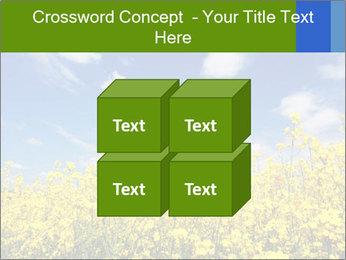 Ukrainian Field Landscape PowerPoint Template - Slide 39