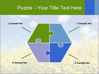 Ukrainian Field Landscape PowerPoint Template - Slide 40