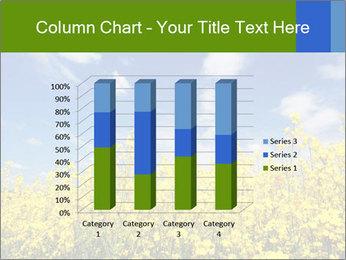 Ukrainian Field Landscape PowerPoint Template - Slide 50
